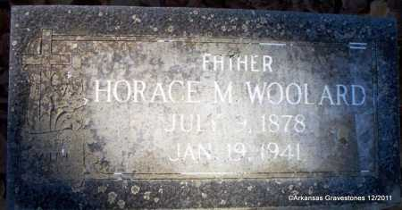WOODLARD, HORACE M - Yell County, Arkansas | HORACE M WOODLARD - Arkansas Gravestone Photos