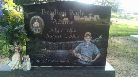 ADAMS, BRADLEY KYLE - Arkansas County, Arkansas | BRADLEY KYLE ADAMS - Arkansas Gravestone Photos