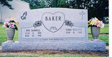 BAKER, ROY DARRELL - Arkansas County, Arkansas   ROY DARRELL BAKER - Arkansas Gravestone Photos