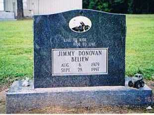 BELIEW, JIMMY DONOVAN - Arkansas County, Arkansas | JIMMY DONOVAN BELIEW - Arkansas Gravestone Photos
