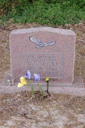 BREWER, EDDIE LEE - Arkansas County, Arkansas | EDDIE LEE BREWER - Arkansas Gravestone Photos
