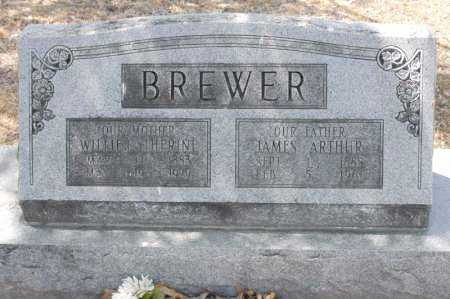 BREWER, WILLIE CATHERINE - Arkansas County, Arkansas | WILLIE CATHERINE BREWER - Arkansas Gravestone Photos