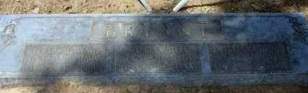 "BRYANT, PLINEY MARY ELIZABETH ""LIZZIE"" - Arkansas County, Arkansas | PLINEY MARY ELIZABETH ""LIZZIE"" BRYANT - Arkansas Gravestone Photos"