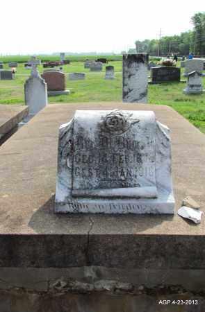 BUERKLE, M, REV - Arkansas County, Arkansas | M, REV BUERKLE - Arkansas Gravestone Photos