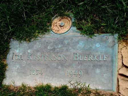 BUERKLE, IDA - Arkansas County, Arkansas | IDA BUERKLE - Arkansas Gravestone Photos