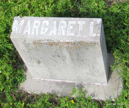 BUERKLE, MARGARET L - Arkansas County, Arkansas | MARGARET L BUERKLE - Arkansas Gravestone Photos