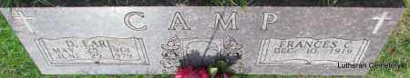 CAMP, FRANCES C - Arkansas County, Arkansas | FRANCES C CAMP - Arkansas Gravestone Photos