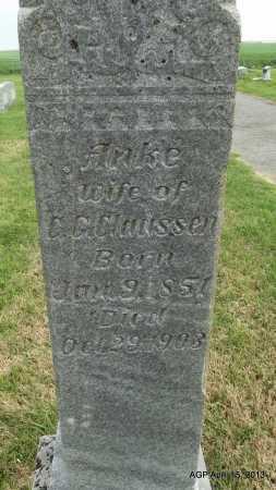 CLAUSSEN, ANKE - Arkansas County, Arkansas   ANKE CLAUSSEN - Arkansas Gravestone Photos