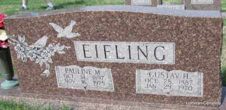EIFLING, PAULINE M - Arkansas County, Arkansas | PAULINE M EIFLING - Arkansas Gravestone Photos