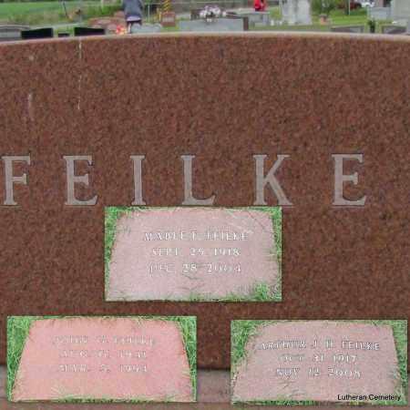 FEILKE, JOHN  G (FAMILY GROUP) - Arkansas County, Arkansas | JOHN  G (FAMILY GROUP) FEILKE - Arkansas Gravestone Photos