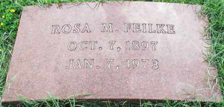 FEILKE, ROSA M - Arkansas County, Arkansas | ROSA M FEILKE - Arkansas Gravestone Photos