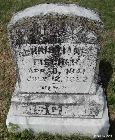 FISCHER, CHRISTIANE - Arkansas County, Arkansas   CHRISTIANE FISCHER - Arkansas Gravestone Photos