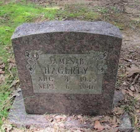 HAGERTY, JAMES B - Arkansas County, Arkansas | JAMES B HAGERTY - Arkansas Gravestone Photos