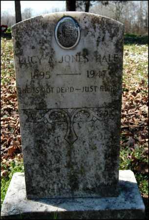 HALE, LUCY A. - Arkansas County, Arkansas   LUCY A. HALE - Arkansas Gravestone Photos
