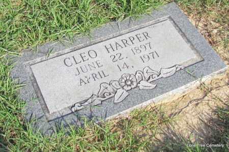 HARPER, CLEO - Arkansas County, Arkansas   CLEO HARPER - Arkansas Gravestone Photos