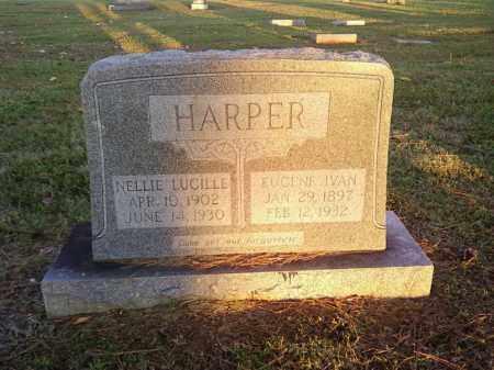 HARPER, EUGENE IVAN - Arkansas County, Arkansas | EUGENE IVAN HARPER - Arkansas Gravestone Photos