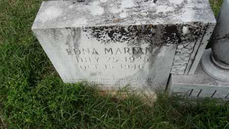 HILL, EDNA MARIAN - Arkansas County, Arkansas | EDNA MARIAN HILL - Arkansas Gravestone Photos