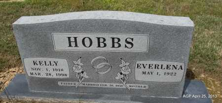 HOBBS, KELLY - Arkansas County, Arkansas   KELLY HOBBS - Arkansas Gravestone Photos
