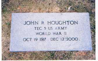 HOUGHTON (WWII), JOHN P - Arkansas County, Arkansas | JOHN P HOUGHTON (WWII) - Arkansas Gravestone Photos