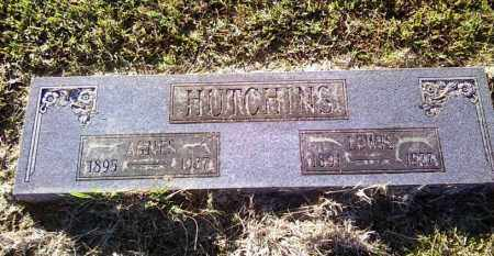 HUTCHINS, AGNES - Arkansas County, Arkansas | AGNES HUTCHINS - Arkansas Gravestone Photos
