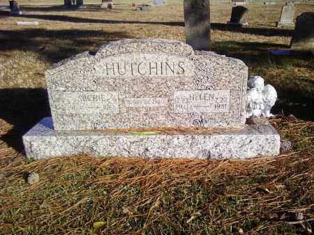 HUTCHINS, HELEN - Arkansas County, Arkansas   HELEN HUTCHINS - Arkansas Gravestone Photos