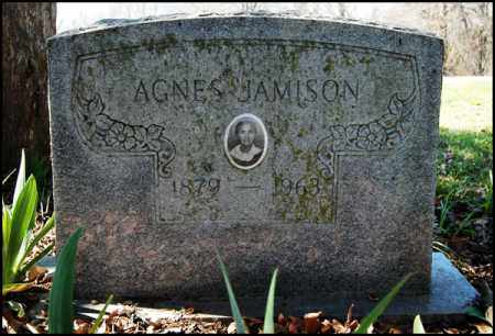 JAMISON, AGNES - Arkansas County, Arkansas | AGNES JAMISON - Arkansas Gravestone Photos