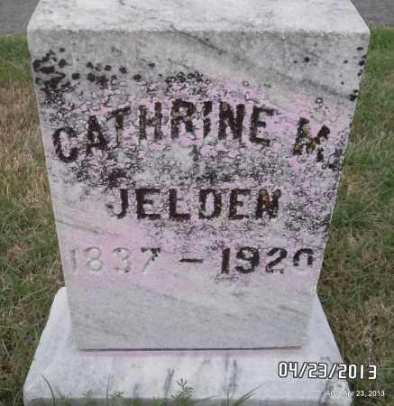 JELDEN, CATHERINE M - Arkansas County, Arkansas | CATHERINE M JELDEN - Arkansas Gravestone Photos