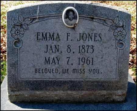 JONES, EMMA F. - Arkansas County, Arkansas | EMMA F. JONES - Arkansas Gravestone Photos
