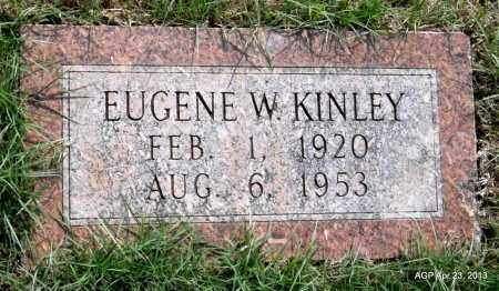 KINLEY, EUGENE - Arkansas County, Arkansas | EUGENE KINLEY - Arkansas Gravestone Photos