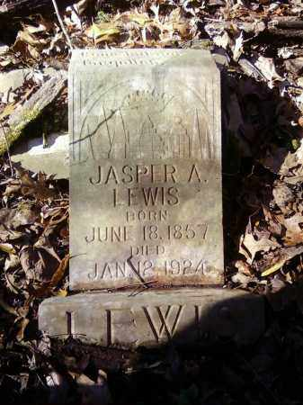 LEWIS, JASPER A - Arkansas County, Arkansas | JASPER A LEWIS - Arkansas Gravestone Photos