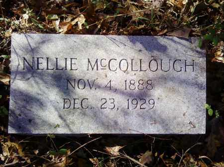 MCCOLLOUGH, NELLIE - Arkansas County, Arkansas | NELLIE MCCOLLOUGH - Arkansas Gravestone Photos