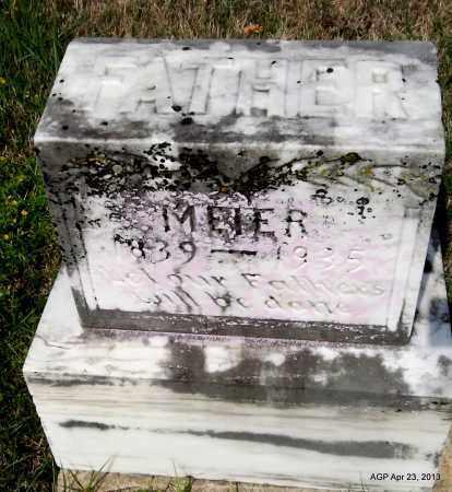 MEIR, FATHER - Arkansas County, Arkansas | FATHER MEIR - Arkansas Gravestone Photos