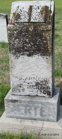 AHMEIN MERTEN, W W - Arkansas County, Arkansas | W W AHMEIN MERTEN - Arkansas Gravestone Photos