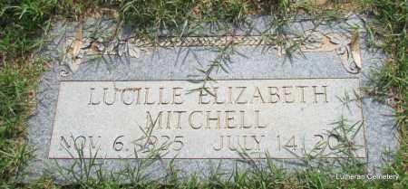 SEIDENSCHWARZ MITCHELL, LUCILLE ELIZABETH - Arkansas County, Arkansas | LUCILLE ELIZABETH SEIDENSCHWARZ MITCHELL - Arkansas Gravestone Photos