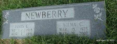 NEWBERRY, WILMA C - Arkansas County, Arkansas | WILMA C NEWBERRY - Arkansas Gravestone Photos