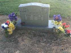OWENS SR., TERRY LYN - Arkansas County, Arkansas | TERRY LYN OWENS SR. - Arkansas Gravestone Photos