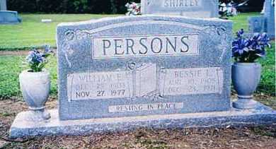 PERSONS, BESSIE LEE - Arkansas County, Arkansas | BESSIE LEE PERSONS - Arkansas Gravestone Photos