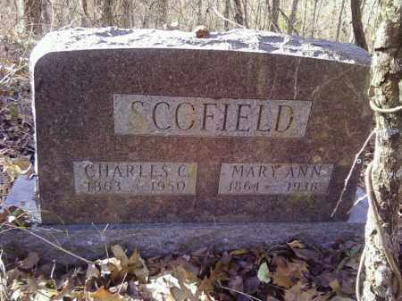 SCOFIELD, MARY ANN - Arkansas County, Arkansas | MARY ANN SCOFIELD - Arkansas Gravestone Photos