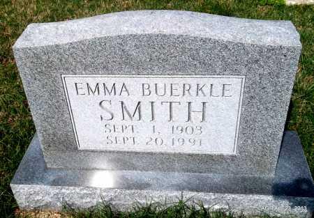 BUERKLE SMITH, EMMA - Arkansas County, Arkansas | EMMA BUERKLE SMITH - Arkansas Gravestone Photos