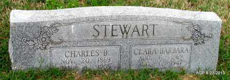 STEWART, CLARA BARBARA - Arkansas County, Arkansas | CLARA BARBARA STEWART - Arkansas Gravestone Photos