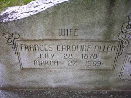 TRICE, FRANCES CAROLINE - Arkansas County, Arkansas | FRANCES CAROLINE TRICE - Arkansas Gravestone Photos