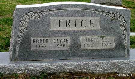 TRICE, IBRIE LEE - Arkansas County, Arkansas | IBRIE LEE TRICE - Arkansas Gravestone Photos