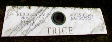 TRICE, REBECCA GALE - Arkansas County, Arkansas | REBECCA GALE TRICE - Arkansas Gravestone Photos