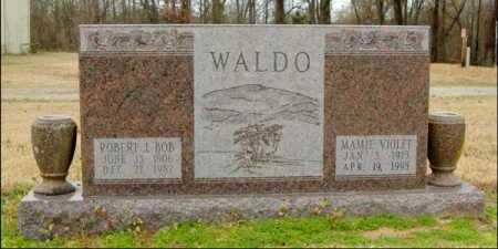 WALDO, MAMIE VIOLET - Arkansas County, Arkansas | MAMIE VIOLET WALDO - Arkansas Gravestone Photos