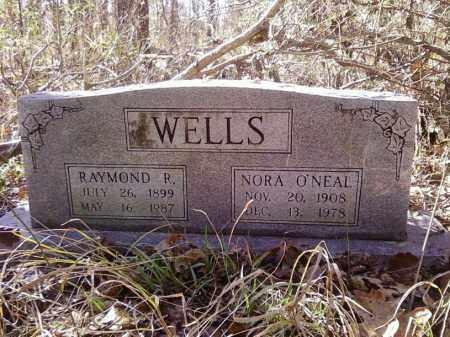 WELLS, NORA - Arkansas County, Arkansas | NORA WELLS - Arkansas Gravestone Photos