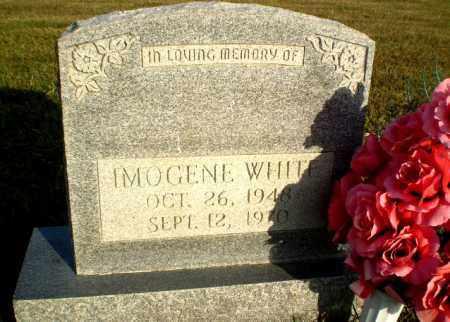 WHITE, IMOGENE - Arkansas County, Arkansas   IMOGENE WHITE - Arkansas Gravestone Photos