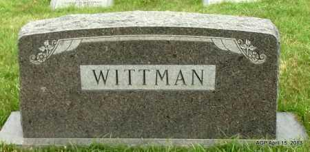 WHITTMAN FAMILY STONE,  - Arkansas County, Arkansas |  WHITTMAN FAMILY STONE - Arkansas Gravestone Photos