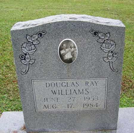 WILLIAMS, DOUGLAS RAY - Arkansas County, Arkansas   DOUGLAS RAY WILLIAMS - Arkansas Gravestone Photos