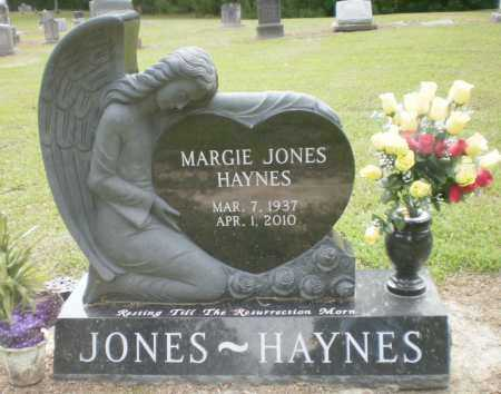 JONES MAXWELL, MARGIE - Ashley County, Arkansas | MARGIE JONES MAXWELL - Arkansas Gravestone Photos