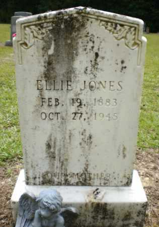 JONES, ELLIE - Ashley County, Arkansas   ELLIE JONES - Arkansas Gravestone Photos
